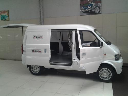 dfsk furgon en korucar u$2000 y 48cuotas en pesos de 5000