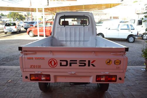 dfsk k01h 1.3 pickup cab extendida 2018 2 puertas 46276082