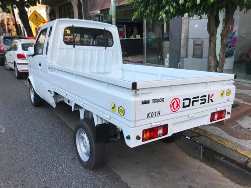 dfsk k01h 1.3 pickup cabina extendida!!!