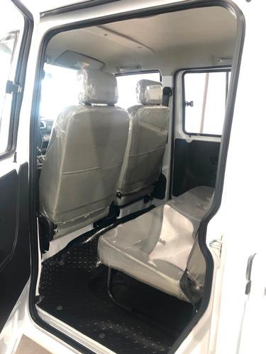 dfsk k02 doble cabina  barandas rebatibles