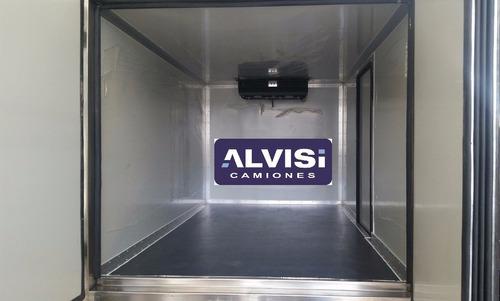 dfsk motor 1.200cc furgón y equipo de frío -5cº 0km iva inc.