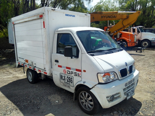 dfsk - pickup chasis cabinado 1.3 wcx286