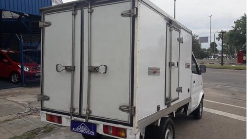 dfsk reefer box refrigerado 2014