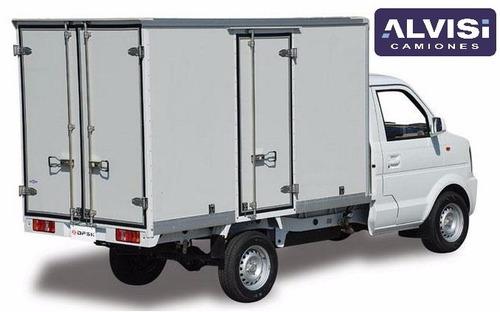 dfsk v 1.2 furgón empadronamiento gratis + tanque iva inc