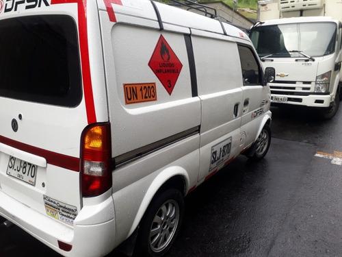 dfsk van carga dfm 1300