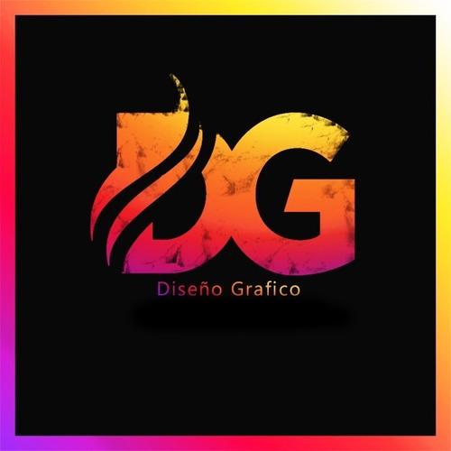 dg diseño grafico personalizado.