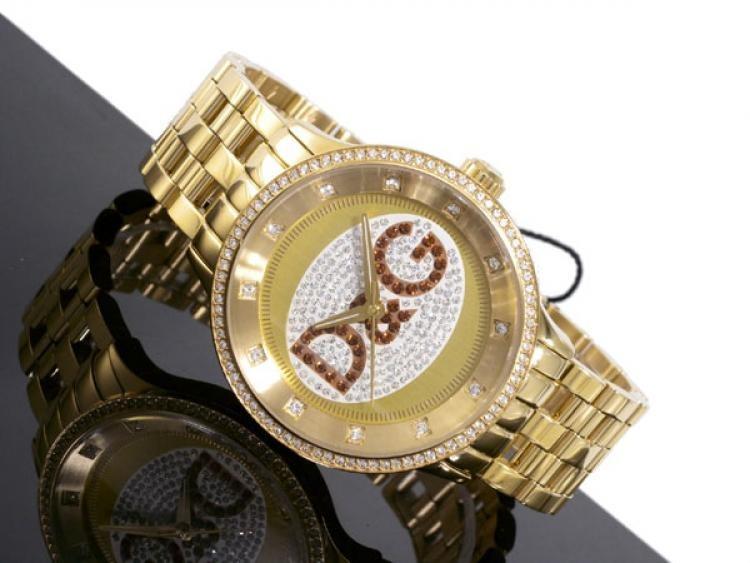 85b919d7953 D g Dolce   Gabbana Relogio Unissex Dw0379 Modelo Neymar!!! - R ...