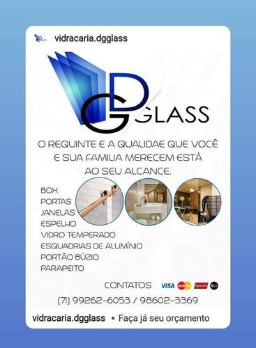 dg glass vidraçaria