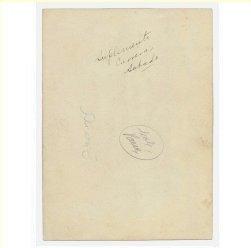dg- leguisamo retrato a lápiz 1940 para biblia burrera