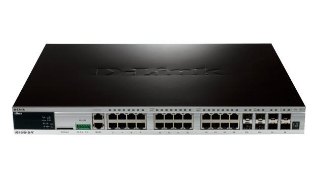 D-Link DGS-3620-28PC L3 Gigabit Switch Driver Windows 7