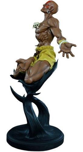 dhalsim statue - street fighter - pop culture shock