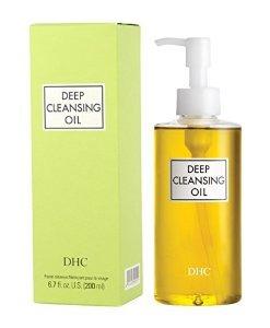 dhc aceite limpieza profunda 6,7 ¿¿onza líquida
