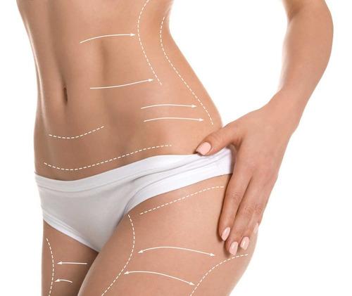 dheube crema modeladora cuida y repara la piel de abdomen