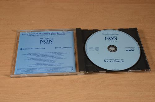 di questo non si parla cd original