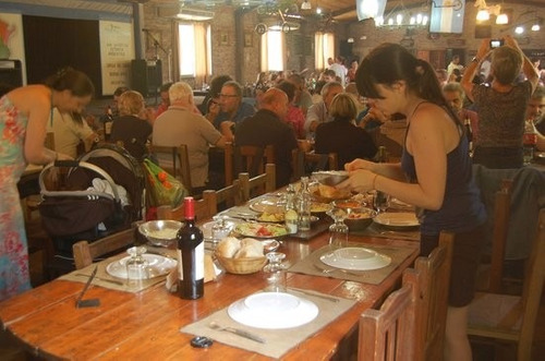 día campo+cabalgata+estancia+show+almuerzo con bebidas, aloj