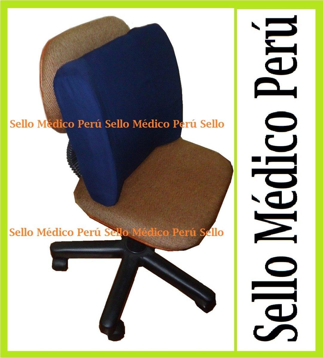Dia d padre cojin lumbar auto oficina silla rueda calor for Cojin lumbar silla oficina