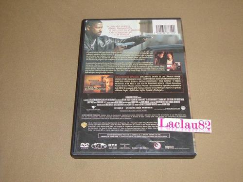 dia de entrenamiento 2002 warner dvd