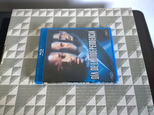 dia de la independencia bluray will smith / emmerich
