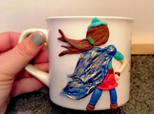 día de la madre tazas porcelana artesanía regalo