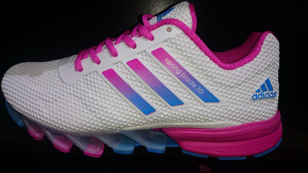 adidas 3d tennis mujer