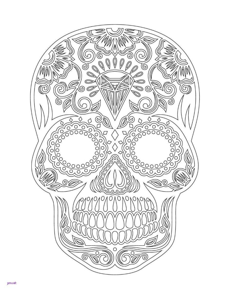 Dia De Los Muertos Dibujos Para Colorear Calaveras Catrina 9900