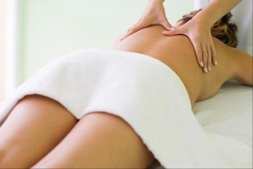 día de spa de masajes completos a domicilio para la mujer