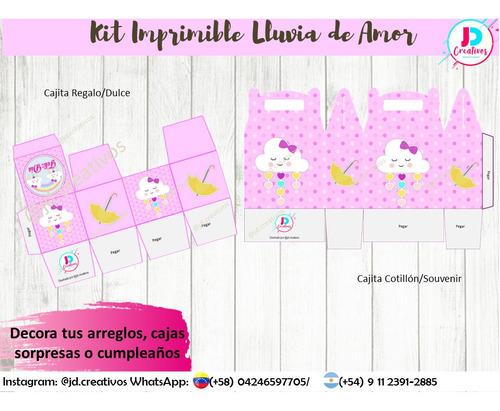 dia del niño. kits para imprimir o impresos