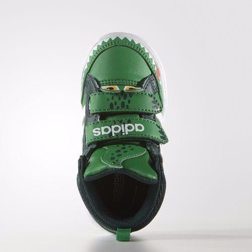 Dia Del Niño Zapatillas adidas Neo Hoops Animal Mid F99287