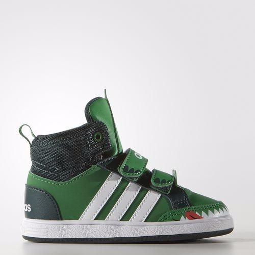 Del Zapatillas F99287 Dia Animal Neo adidas Mid Niño Hoops dCxerBo