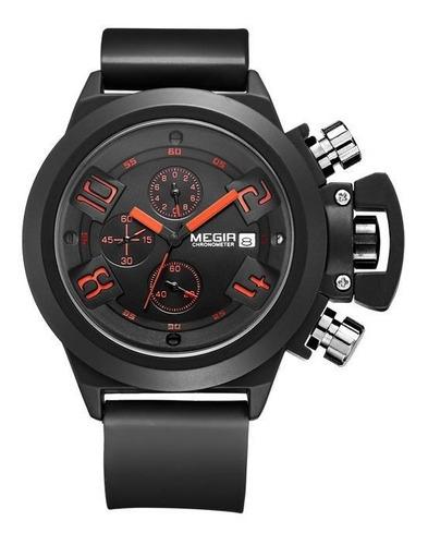 dia del padre reloj deportivo militar megir cronometro