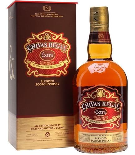 dia del padre whisky chivas regal extra c/estuche envio grat
