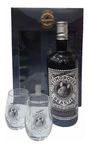 dia del padre whisky douglas laings timorous beastie +2vasos