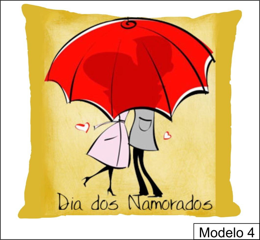 Dia Dos Namorados Almofada Personalizada Fotos Desenhos R 35