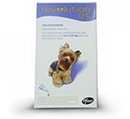 dia padre: pipeta revolution perro 5 kg anti pulga garrapata