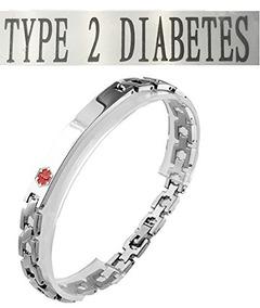 28f5045d0d36 Pulseras Para Diabeticos en Mercado Libre Argentina