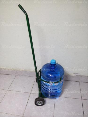 diablito porta garrafón - el más fuerte y eficiente