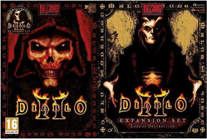 Resultado de imagen de Diablo 2 Complete Edition