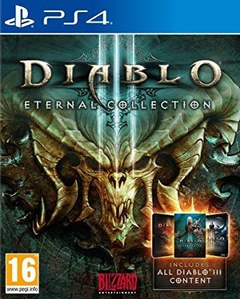 diablo 3 eternal collection - juego físico ps4 - sniper game