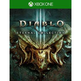 Diablo 3 Eternal Xbox One - 100% Original (25 Dígitos)