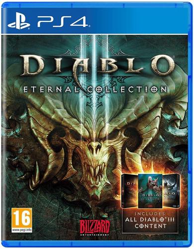diablo 3 iii eternal collection (eu) / juego físico / ps4