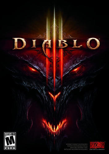 diablo 3 pc - código battle.net