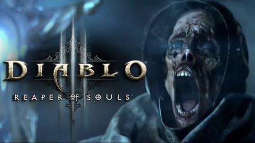 diablo 3 reaper of souls + dlc español, ps3 digital