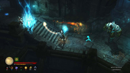 diablo 3 reaper of souls * ps4 * digital / graffiti games