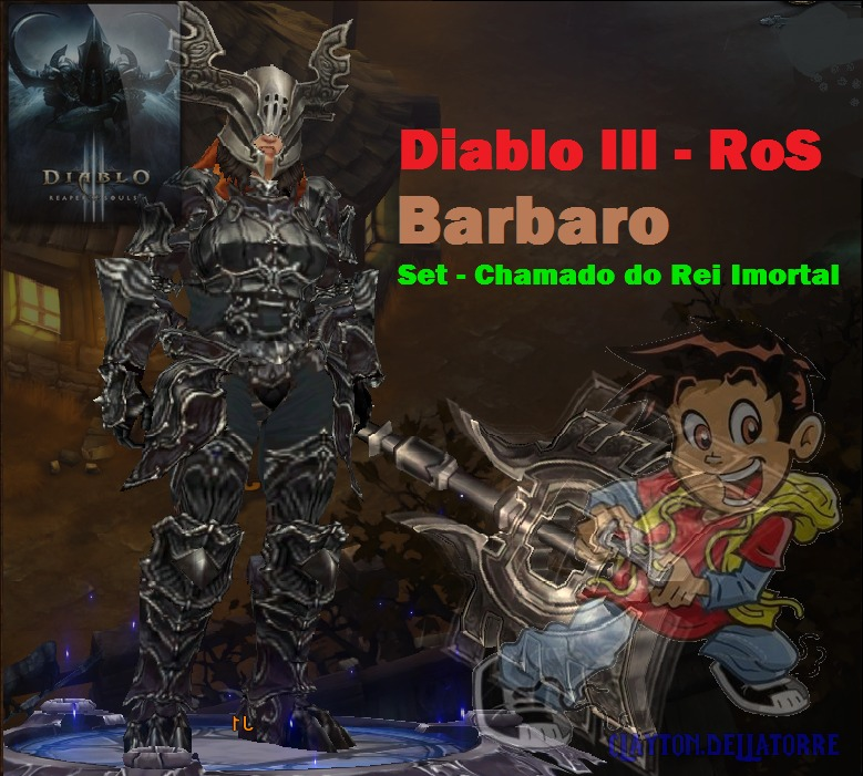 how to change set diablo 3