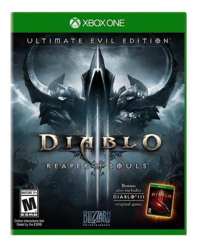 diablo 3 ultimate evil edition xbox one