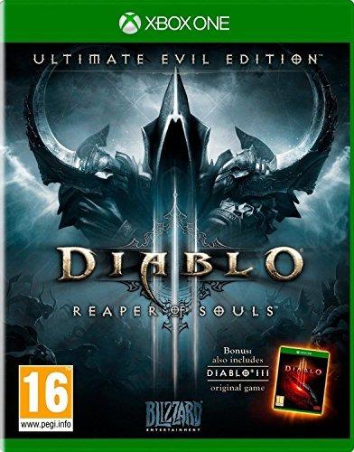 diablo iii reaper of souls  ultimate evil edition (xbox one)