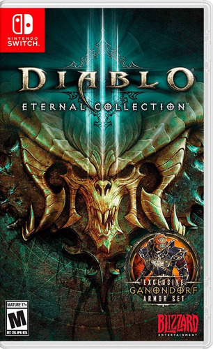 diablo ||| nintendo switch