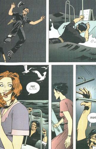 diabolik tempestad de recuerdos - fumetti - mario bava