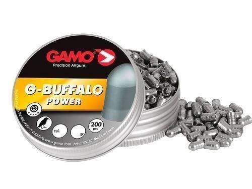 diabolo gamo g-buffalo metal 5.5 x200und