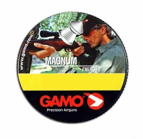 diabolos gamo magnum 5.5 rifle co2 caceria
